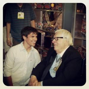 Ray Bradbury and Me, 2008